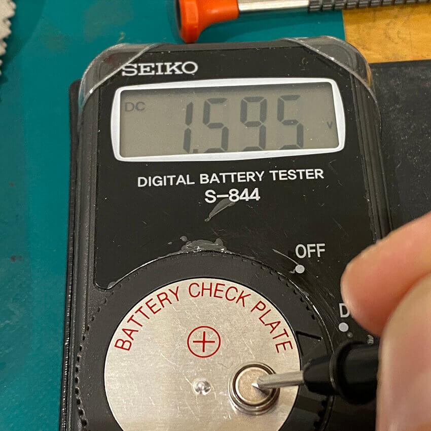 電圧計-2