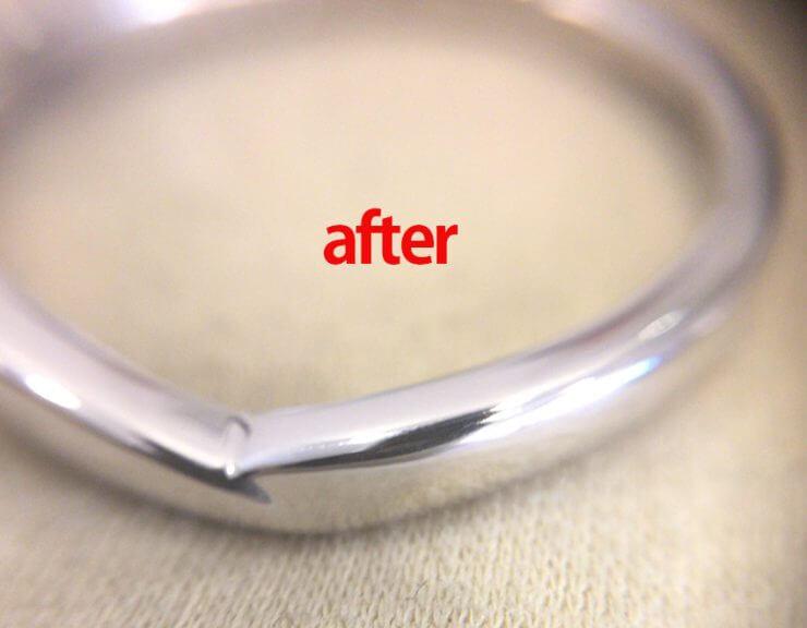 結婚指輪を再び輝かせる!