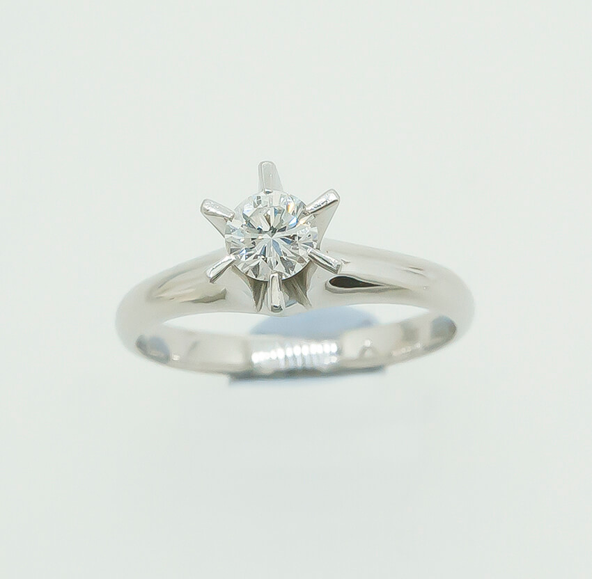 揺れるダイヤモンド