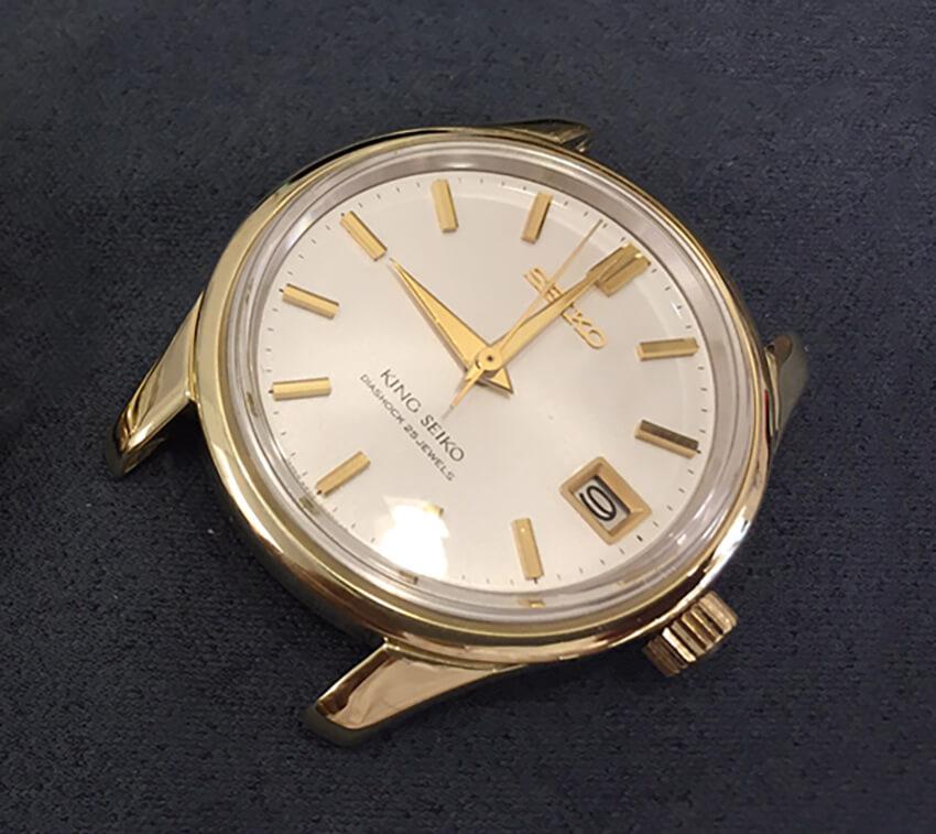 キングセイコー腕時計本体