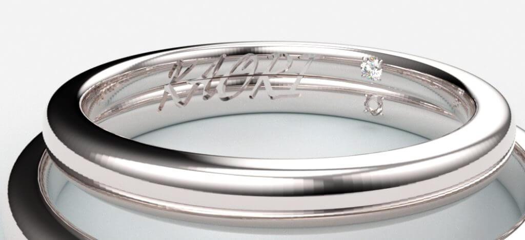 ふたりだけの結婚指輪