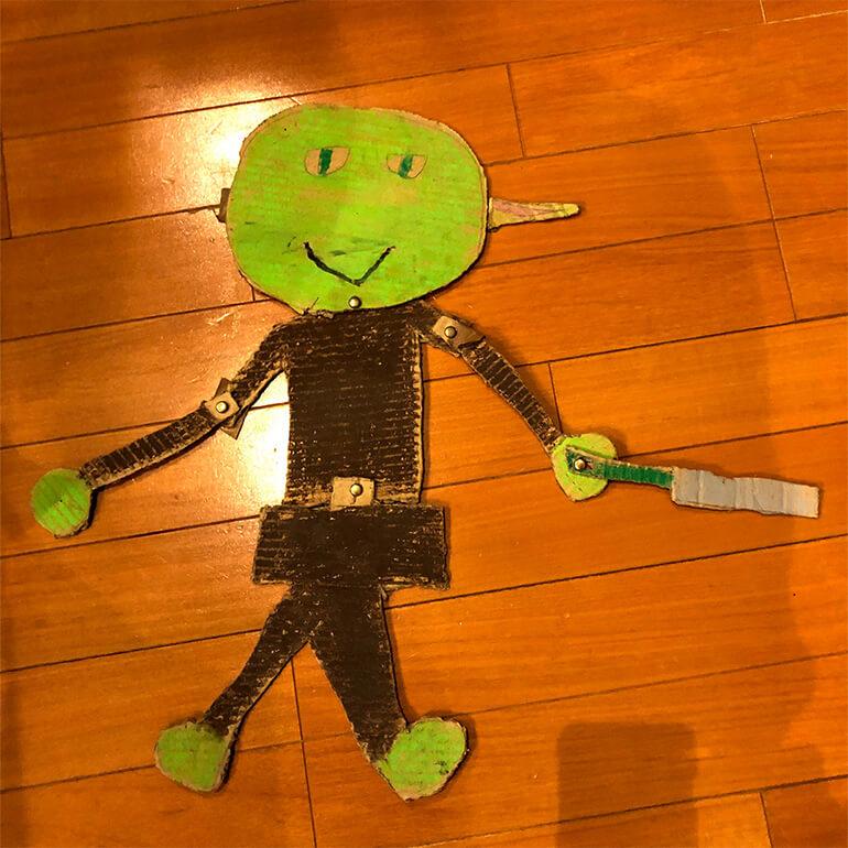 お子様のアートをジュエリーに